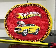Piñata De Hotwheels