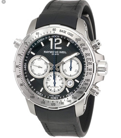 Relógio Raymond Weil Nabucco (titânio) - Troco Breitling