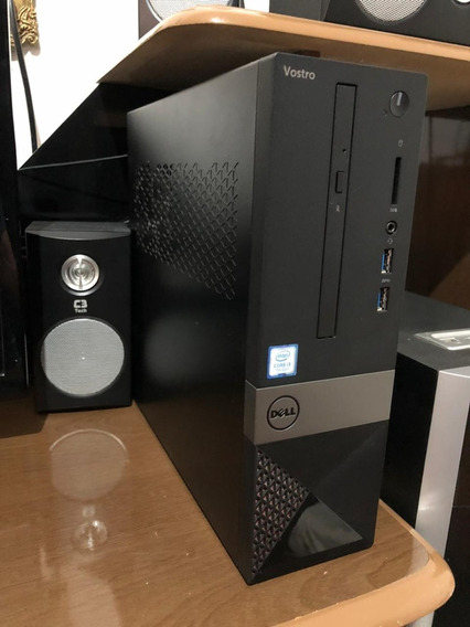 Computador Dell Vostro 3268/ I3-7100/ 16gb Ddr4 500gb Hdmi