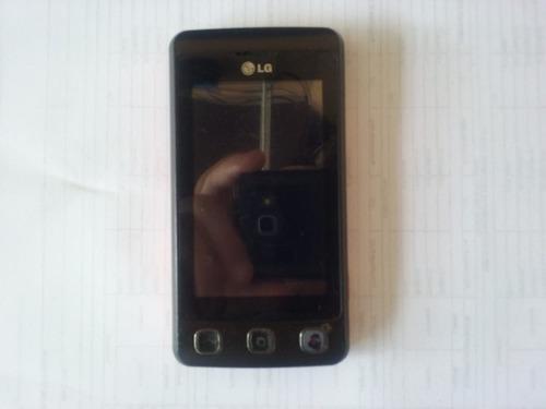 Celular LG Cookie Kp570q Com Defeito  -  13516