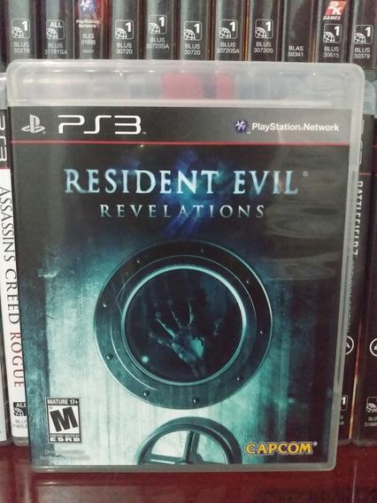 Resident Evil Revelations Original Ps3   Parc. Sem Juros