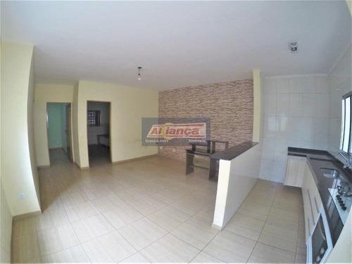 Casa Com 3 Dormitórios À Venda, 132 M² - Jardim Okuyama - Guarulhos/sp - Ai17178