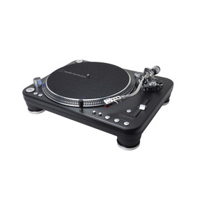 Toca-discos Pro Audio-technica At-lp1240-usbxp - Com Capsula