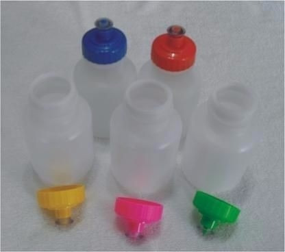 Squeeze (garrafinha) Personalizada Coloridas 30 Unidades