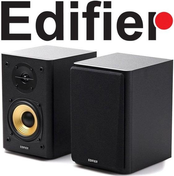 Caixas De Som R1000 T4 Edifier Monitores Amplificados Pra Pc