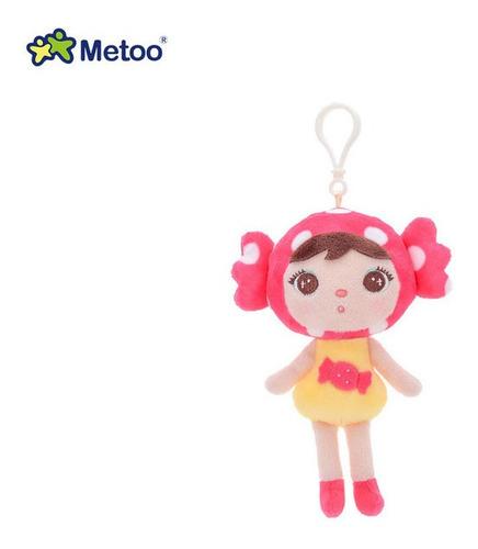 Imagem 1 de 1 de Mini Boneca Angela Metoo Coelha Chaveiro Original