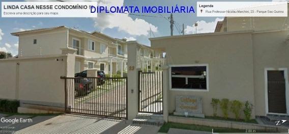 Casa Em Condominio - Cc00048 - 33602294