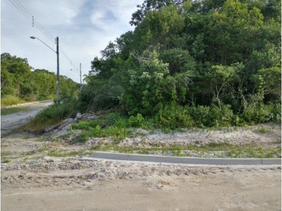 Vendo Ótimo Terreno De Esquina Em Itanhaém Litoral Sul De Sp