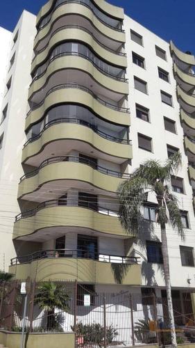 Apartamento Com 2 Dormitórios À Venda, 197 M² Por R$ 850.000,00 - Rio Branco - Caxias Do Sul/rs - Ap1540