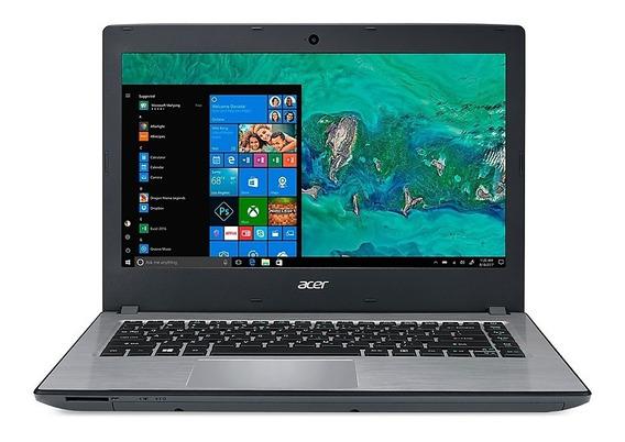 Laptop Portátil Acer 14´ Intel Core I5 4gb 1tb E5-476-54rg