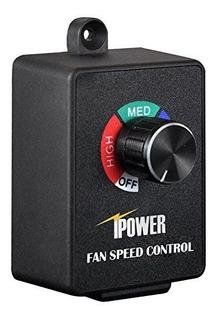 Ajustador Del Regulador De La Velocidad Del Ventilador