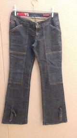 Jeans Guess Feminino ,com Elastano ,tamanho Brasil 40, Nova