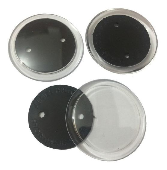50 Botões Tipo Jofer (5,0 Cm De Diâmetro)