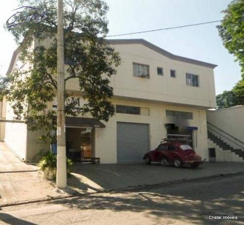 Imagem 1 de 7 de Comercial Para Aluguel, 0 Dormitórios, Parque São George - Cotia - 20649
