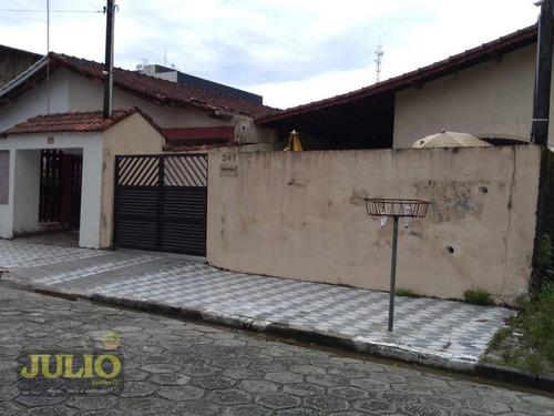 Imagem 1 de 26 de Casa À Venda, 144 M² Por R$ 450.000,00 - Pedreira - Mongaguá/sp - Ca3472
