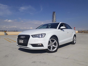 Audi A3 2015 Clima 1.4t Sedan Bluetooth Electrico Economico