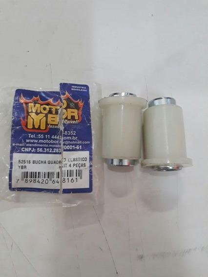 Bucha Da Balanca Kit Com 4 Pecas - Ybr 125 / Factor 125 / Rd