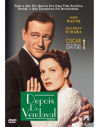 Imagem 1 de 1 de Depois Do Vendaval - Dvd - John Wayne - Maureen O'hara