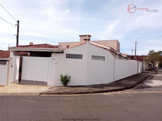 Casas À Venda Em Atibaia/sp - Compre A Sua Casa Aqui! - 1439638