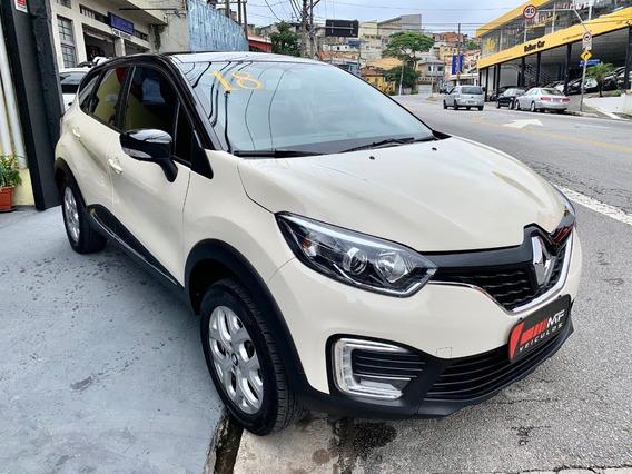 Renault Captur Life 1.6 16v Flex (único Dono) - 2018