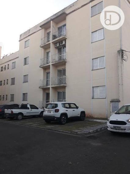 Apartamento Residencial À Venda, Condomínio Principado De Louveira, Louveira. - Ap1080