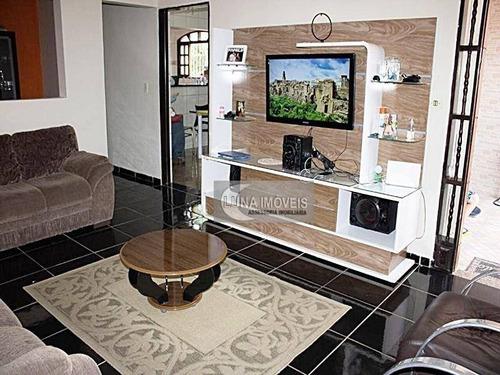 Imagem 1 de 26 de Sobrado Com 3 Dormitórios À Venda, 198 M² Por R$ 424.000,00 - Jardim Pinheiros - São Bernardo Do Campo/sp - So0762