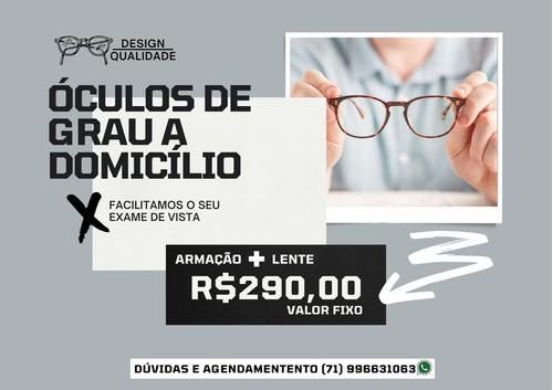 Imagem 1 de 10 de Venda De Óculos De Grau | Trabalho Sério E De Qualidade