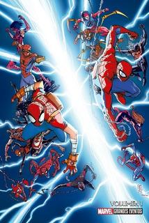 [español] Marvel Grandes Eventos Spider-verse Vol. 1
