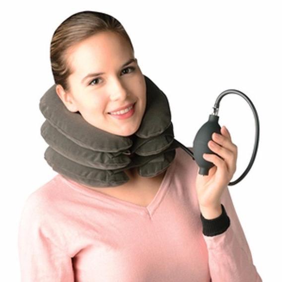 Soporte Cervical Para Cuello Inflable Collarin