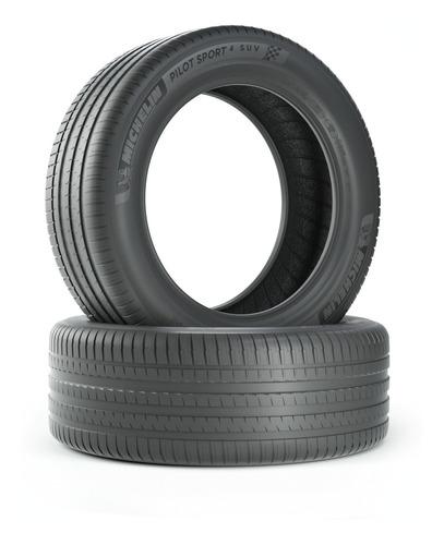 Kit X2 Neumáticos 255/55-19 Michelin Pilot Sport 4 Suv 111v