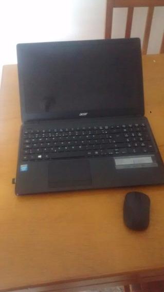 Notebook Acer (pouco Tempo De Uso)