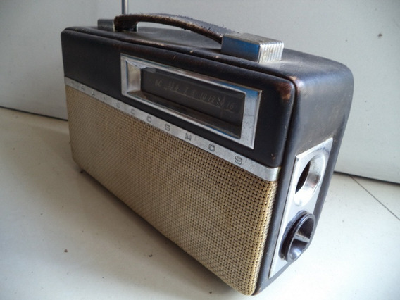 Antigo Rádio A Pilhas Telespark Transcosmos Funciona