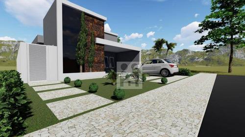 Imagem 1 de 7 de Casa Com 3 Dormitórios À Venda, 152 M² Por R$ 720.000 - Bonfim Paulista - Ribeirão Preto/sp - Ca0618