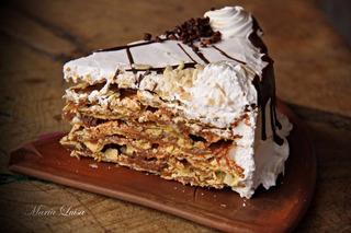 Tortas Biscoch. Vainilla O Chocolate - Maria Luisa X2 Kg