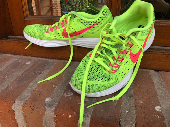 Zapatillas Nike Mujer Running Fluo