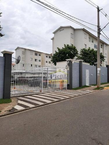 Imagem 1 de 30 de Apartamento Com 2 Dormitórios À Venda, 48 M²  - Residencial Anauá - Hortolândia/sp - Ap1108