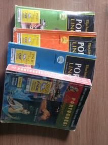 Livros De Portugues Para Enem E Vestibulares! Vol 1, 2 E 3