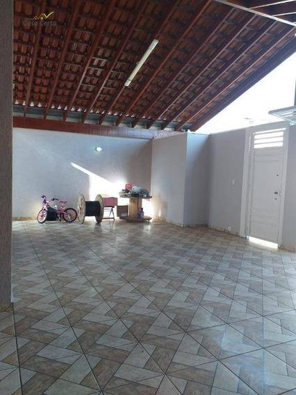 Casa Com 3 Dormitórios À Venda - Jardim Canaã Ii - Mogi Guaçu/sp - Ca1360