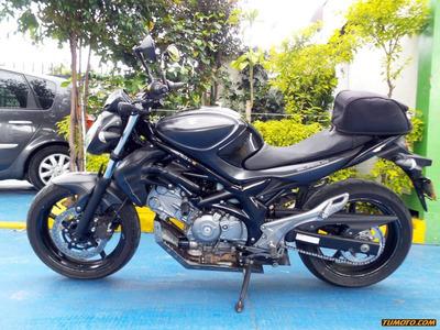Motos Suzuki Gladius Sfv 650