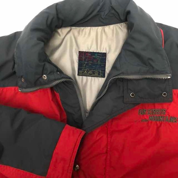 Campera Camperon Hombre For Street And Mountain T: L Excelen