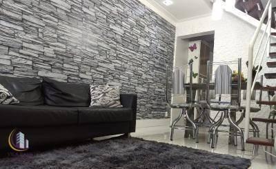 Sobrado Com 2 Dormitórios À Venda, 82 M² Por R$ 350.000 - Parque Nova Jandira - Jandira/sp - So0393