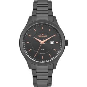 Relógio Technos Masculino Steel 2115mpq/4a