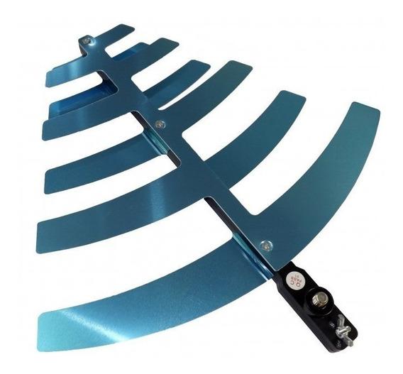 Kit Com 5 Antena Digita Uhf Hdtv Dth Nanosat Envio Imediato