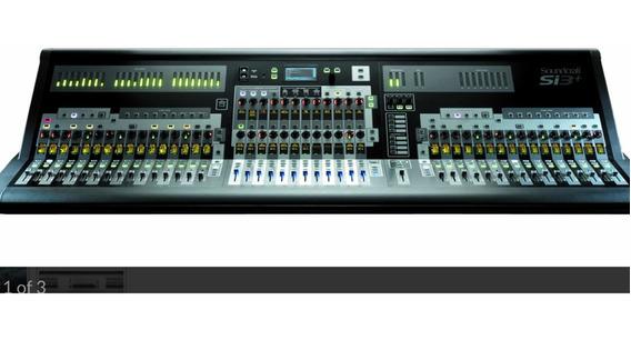Sound Craft Si3 Sucata