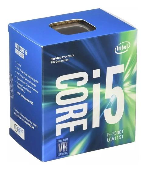 Processador I5 7500t 7ª Geração Intel 3,3 Ghz Lga 1151 Promo