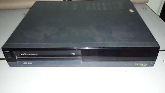 Video Cassete Sharp Vc 1094 B - No Estado. (leia).