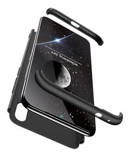 Capa Case 360º + Película Vidro Para Xiaomi Redmi Note 7