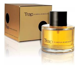 Perfume Karina Rabolini Trap X 100ml Mujer