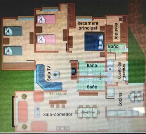 Renta Departamento En San Agustin Por Centro Sur Amueblado