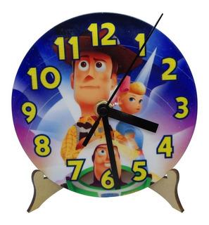 Reloj Para Sublimar De Polimero Con Maquina Redondo 13cm